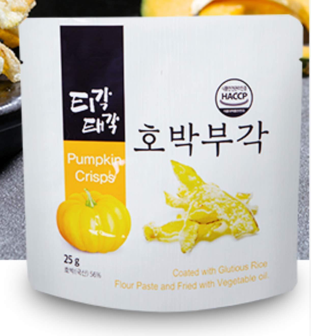 티각태각 Fried Vegetable low-pricing with Sticky Rice Crisps Elegant