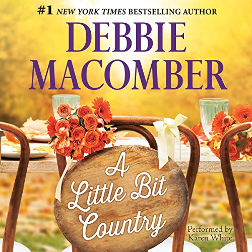 A Little Bit Country audiobook cover art