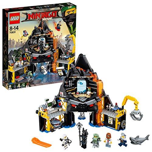 LEGO Ninjago Movie 70631 - Garmadons...