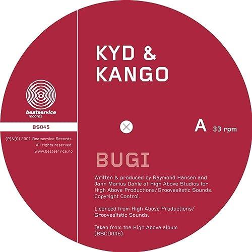 Bugi by Kyd & Kango on Amazon Music - Amazon com