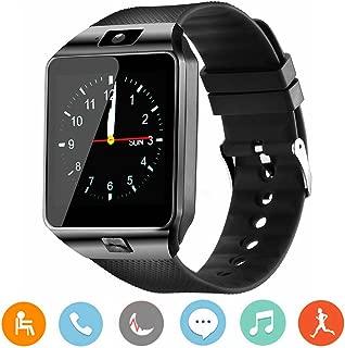 Smartwatch CanMixs Bluetooth Reloj elegante Sport Muñequera ...