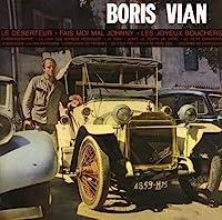 Boris Vian by BORIS VIAN (1999-10-19)