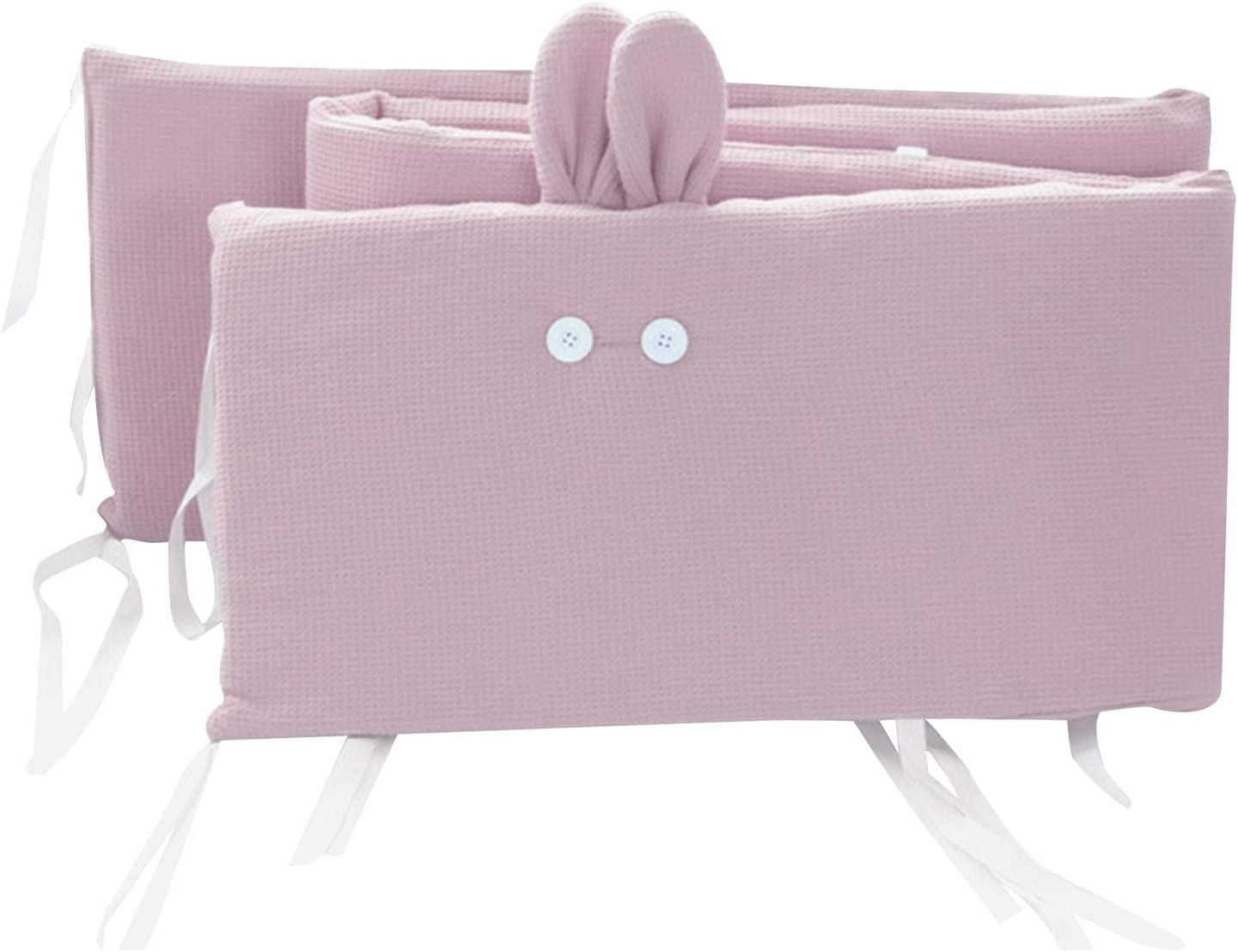 Per Newly Baby Sales results No. 1 Bedding Crib Upgraded Breathable - Protect Padded mart