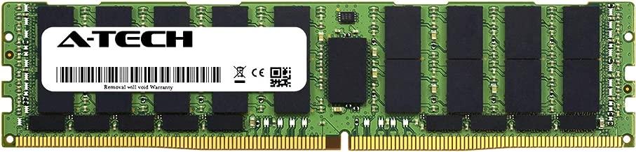 A-Tech 64GB Module for Dell PowerEdge R730 - DDR4 PC4-21300 2666Mhz ECC Load Reduced LRDIMM 4Rx4 - Server Specific Memory Ram (AT316643SRV-X1L3)
