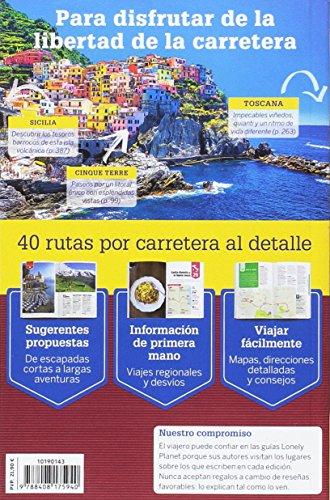 Lonely Planet En ruta por Italia (Travel Guide) (Spanish version) - 61TNts3D6QL