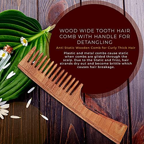 Wooden comb online _image2