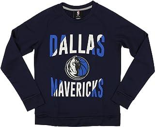Outerstuff NBA Boys Youth (8-20) / Kids (4-7) Performance Fleece Crew Neck Long Sleeve Sweatshirt - Team Options