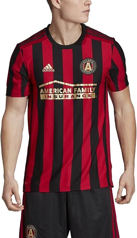 adidas Atlanta United Fc Adult Home Replica Soccer Jersey (DP9033 ...