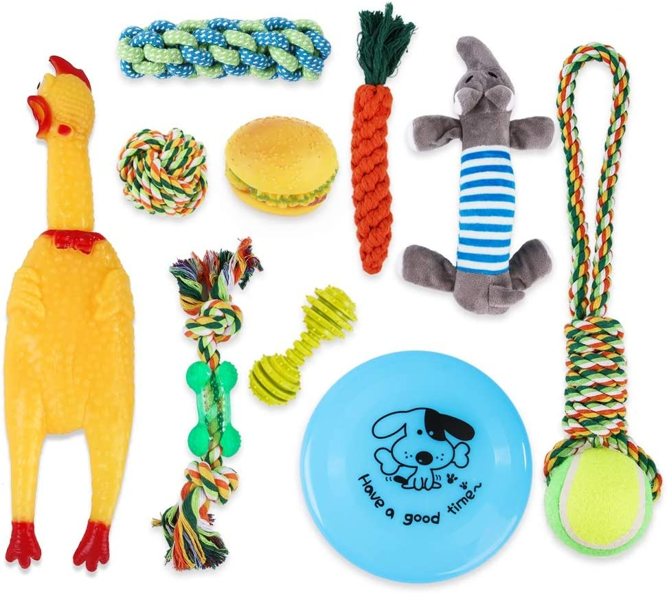Dog Chew ToysDog SEAL limited product Rope Toy Squeak Special price for a limited time Smal Medium for Toys Large