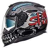 Nexx SX100 Helmet - Big Shot - L