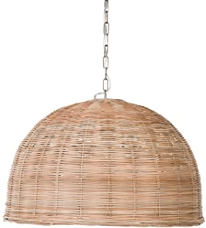 KOUBOO 1050104 Dome Hanging Ceiling Lamp, One Size, Wheat