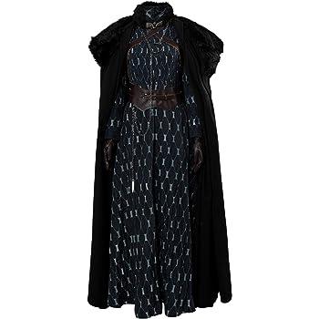 MingoTor Game of Thrones 8 Sansa Stark Outfit Disfraz Traje de ...