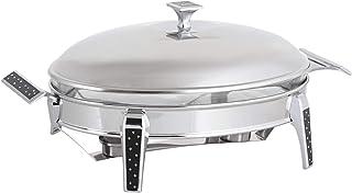 Regent Stainless Steel Brilliant Oval Warmer