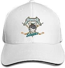 KYLE RICE James Hetfield Outdoor Trucker Cotton Sanpback Cap Hat Adjustable Black