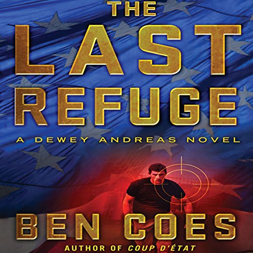 The Last Refuge  By  cover art