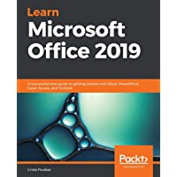 Learn Microsoft Office 2019 ($17.99 Value)
