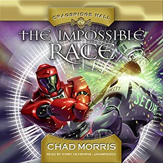 The Impossible Race audiobook cover art