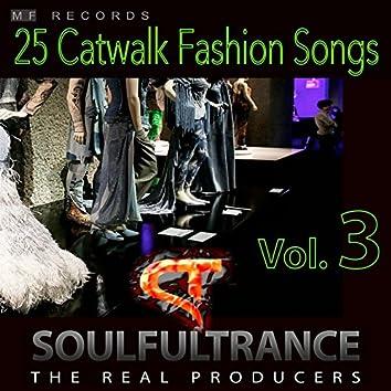 25 Catwalk Fashion Songs, Vol. 3
