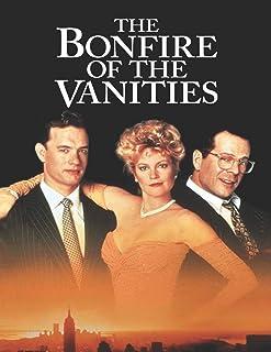Bonfire of the Vanities: Screenplay