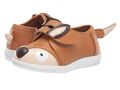 EMU Australia Kids Fox Sneaker (Toddler/Little Kid/Big Kid) (Burnt Orange) Kids Shoes