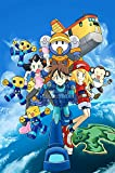 PrimePoster - Mega Man Legends 2 Poster Glossy Finish Made in USA Megaman Rockman - YEXT825 (24' x 36' (61cm x 91.5cm))