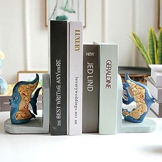 Swing around Buch Ends Ornamental Stein Schmiedeeisen Buch von Ornamente Wohnzimmer Hauptdekoration Study Schreibtisch Schreibtisch Schmuck