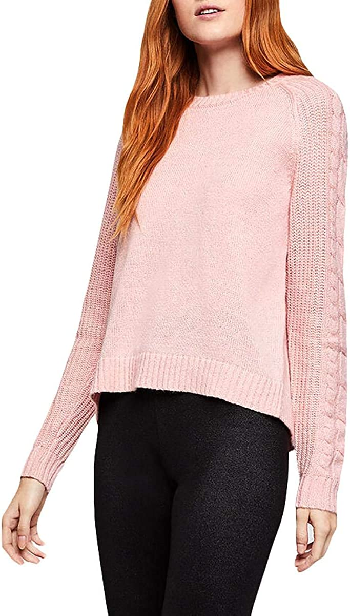 BCBGeneration Women's Long Sleeve Pullover Sweater