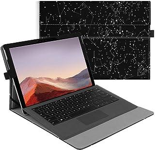 جراب Fintie لجهاز Microsoft Surface Pro 7 / Pro 6 / Pro 5 / Pro 4 / Pro 3 12. 3 Inch - غطاء أعمال متعددة الزوايا ، متوافق ...