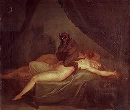 kunst für alle Art Print/Poster: Nicolai Abraham Abildgaard Nightmare 1800