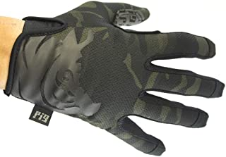multicam black gloves