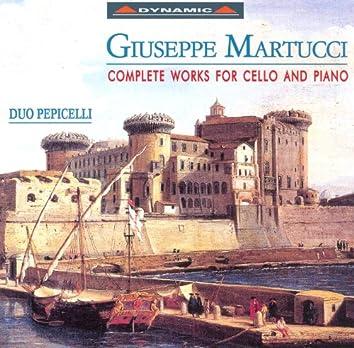 Martucci: Cello and Piano Works (Complete)
