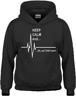 Artix Keep Calm…OK Not That Calm Unisex Hoodie Funny Fashion Sweatshirts