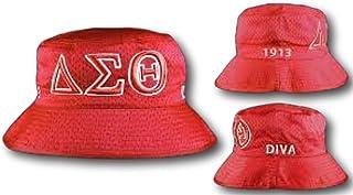 68960f33fd5 Delta Sigma Theta Sorority Diva Bucket Hat