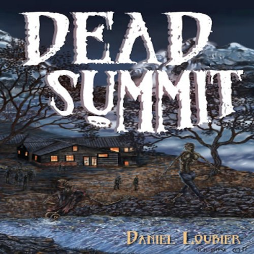Dead Summit audiobook cover art