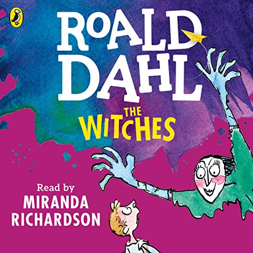 The Witches audiobook cover art