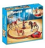 Playmobil 9044 dressage de chevaux cirque Roncalli