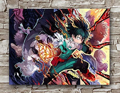 Best anime poster framed for 2020
