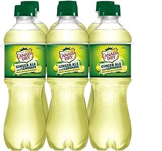 Canada Dry Ginger Ale and lemonade - 12 Bottles/16.9 fl oz