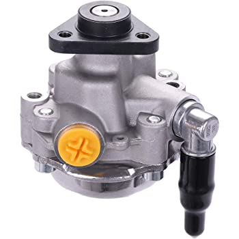 SCITOO Power Steering Pump for 2000 BMW 323Ci,2000 BMW 323i,2001-2006 BMW 325Ci, 2001-2005 BMW 325i,2000 BMW 328Ci,2000 BMW 328i,2001-2006 BMW 330Ci,2001-2005 BMW 330i Power Assist Pump