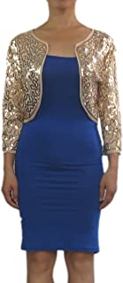Best gold evening jacket Reviews