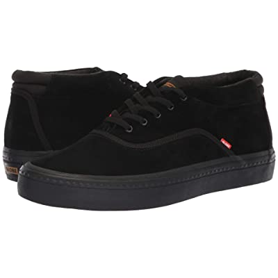 Globe Sprout Mid (Black/Black) Men