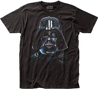 Star Wars Vader Mask Camiseta ajustada