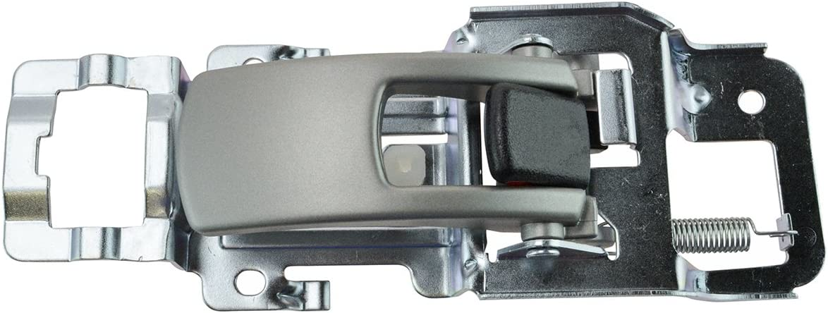 Inside Interior New mail order Inner Door Handle Driver Rear Silver Side In a popularity Front