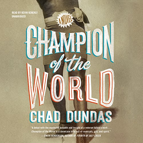 Champion of the World audiobook cover art