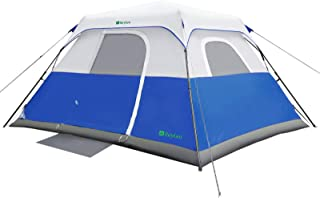 REYLEO Camping Tent, 6/8/10 Person Instant Cabin Tent,...