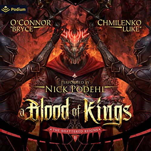 A Blood of Kings cover art