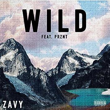 Wild (feat. Prznt)
