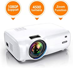 Best high lumen projector 1080p Reviews