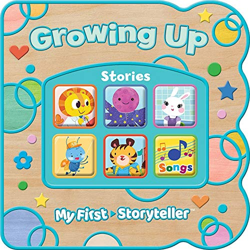 Growing Up Stories (My First Storyteller: Children's Interactive Music and Read-along Player With Books)