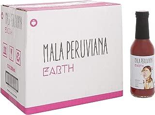 Mala Peruviana Tomato Juice Earth - 200 ml (Pack of 12)
